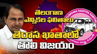 TRS Candidate Sanjay Kumar Won in Jagityal | Congress Jeevan Reddy Defeats | iNews - INEWS