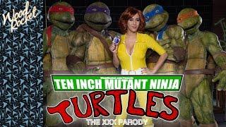 Parodia Adultos de Tortugas Ninja y Arruinará tu infancia