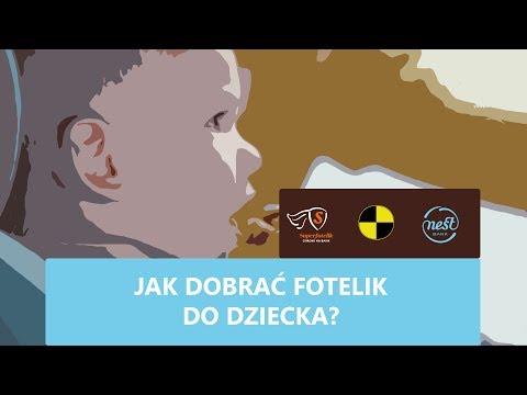 """Jak dopasować fotelik do dziecka? - jeden z filmów instruktażowych w ramach kampanii """"Superfotelik - Chroni na bank!"""""""