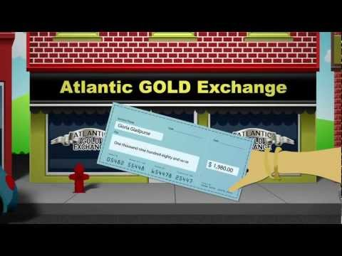 "Atlantic Gold Exchange ""Refinery"""