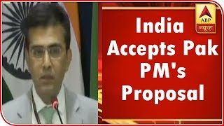 TOP 100: India accepts Pak PM's proposal for foreign ministers meet - ABPNEWSTV