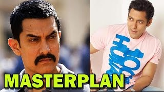 Aamir Khan's MASTERPLAN for Salman Khan | Bollywood News