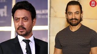 Irrfan Khan Diagnosed With Jaundice   Aamir Creates Mystery About His 'Thugs Of Hindostan' Look - ZOOMDEKHO