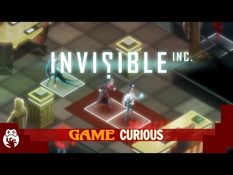 Game Curious Invisible, Inc. - Not Impossible