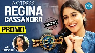 Balakrishnudu Actress Regina Cassandra Exclusive Interview - Promo || Talking Movies With iDream - IDREAMMOVIES