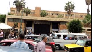 شاهد.. أمن الإسكندرية يضبط شخصا حاول إدخال أسلحة بيضاء للجامعة