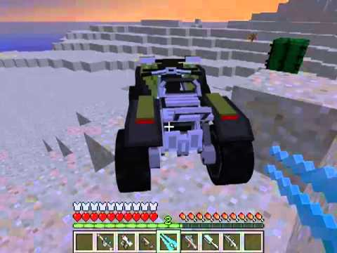 Minecraft HaloCraft Mod Spotlight Halo Weaponry and Vehicles