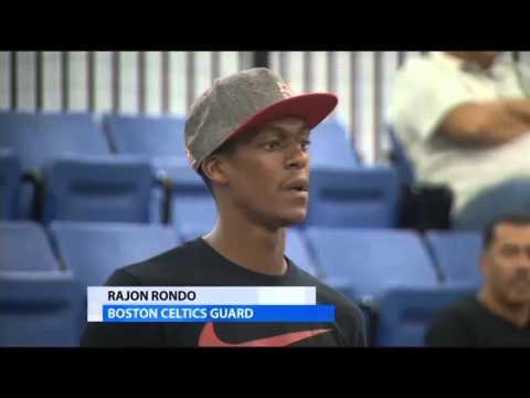 Rajon Rondo Says