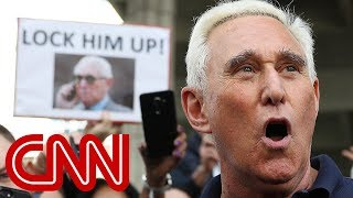 Roger Stone apologizes to judge for Instagram post - CNN