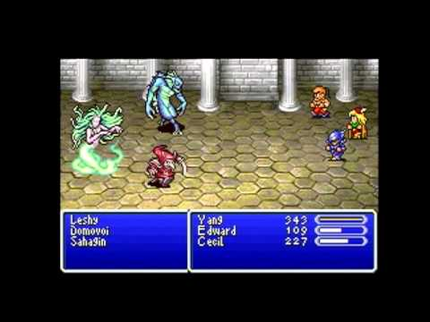 Final Fantasy IV Advance Review