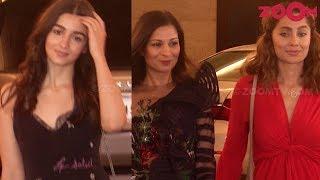 UNCUT Priyanka Chopra & Nick Jonas' Engagement Roka Party | Full Video - ZOOMDEKHO