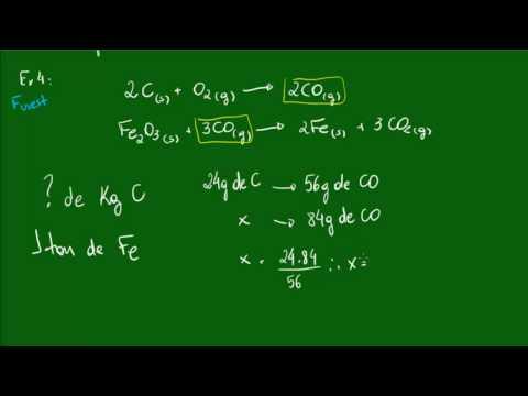 Estequiometria - Aula 4 -JAxL5xWn6FE
