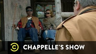 "Chappelle's Show - ""Frontline"" - Clayton Bigsby Pt. 1 - Uncensored - COMEDYCENTRAL"