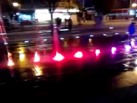 Macedonia Prilep fountain