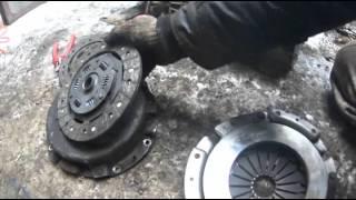 ремонт раздатки на ниве шевроле своими руками видео