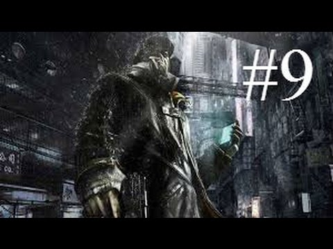 Watch Dogs Gameplay Walkthrough Part 9- Not The Pizza Guy (PS4)
