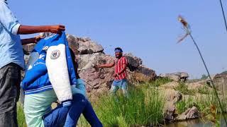 Telugu short film meking video Naa Praanam Neevanukunna - YOUTUBE