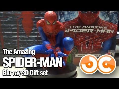[Blu-ray 2D/3D] The Amazing Spider-Man Gift Set (Alemanha)