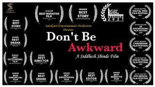DON'T BE AWKWARD || PERIODS || A SHORT FILM BY SIDDHESH SHINDE - YOUTUBE