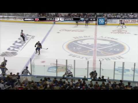 Ilya Kovalchuk Overtime Goal - First Goal of 2010-2011 Season
