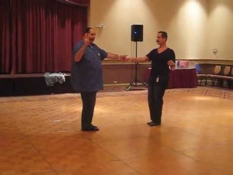 John Lindo - Advanced West Coast Swing Stompede 2012