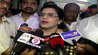 Ex MP Dr. Killi Krupa Rani  Visits Victims of RIMS Injection Distorted | CVR NEWS - CVRNEWSOFFICIAL