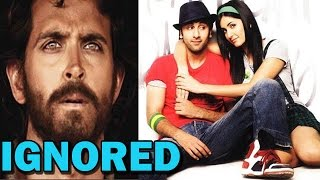 Katrina Kaif ignores Hrithik Roshan for Ranbir Kapoor | Bollywood News