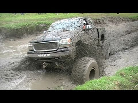 P 1 The MUD BOG at Good Times 4x4 s Sept 2010