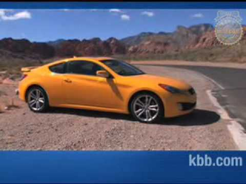 Hyundai Genesis Coupe Review – Kelley Blue Book