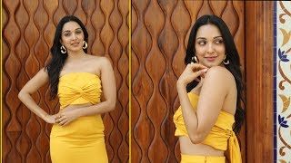 Kiara Advani Looks STUNNING While Kabir Singh Movie Promotions - RAJSHRITELUGU