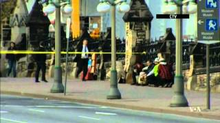 Authorities Look for Motive in Canadian Shootings - VOAVIDEO