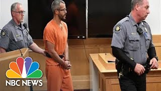 Watch Live: Christopher Watts sentencing for murder of pregnant wife and two daughters - NBCNEWS