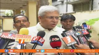 Undavalli Arun Kumar Response On No Confidence Motion Against BJP | iNews - INEWS