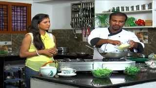 Making Of Chicken Fried Rice Recipe - Ruchulu Telugu - RUCHULUTELUGU