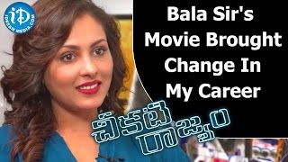 Bala Sir's Movie Brought Change In My Career - Madhu Shalini || Talking Movies With iDream - IDREAMMOVIES