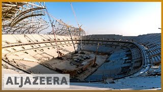 🇶🇦 Qatar 2022: World Cup preparations on schedule | Al Jazeera English - ALJAZEERAENGLISH