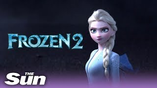 Frozen 2 (2019) trailer HD - THESUNNEWSPAPER