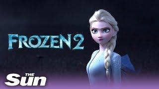 Frozen 2 (2019) trailer HD - THESUNNEWSPAPER