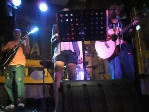 Who's Dat Girl (Guy Sebastian) - TERAZZA w/ Ryan & Tyrene of Table4One @ Giligan's A.Venue Makati