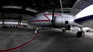 A former U.S. troop carrier at the Tempelhof airport - WASHINGTONPOST