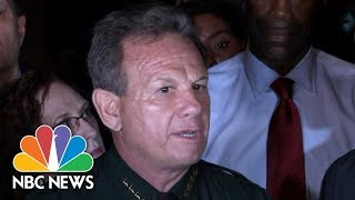 County Sheriff: Those In Treatment For Mental Illnesses Should Not Be Able To Buy Handgun | NBC News - NBCNEWS