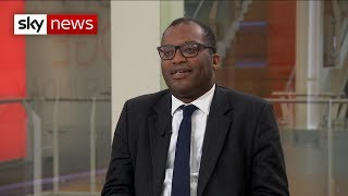 Kwasi Kwarteng: In defence of the May deal - SKYNEWS
