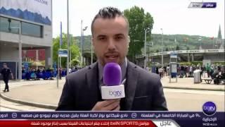 فيديو | تهديد بقنبلة في مقر الفيفا