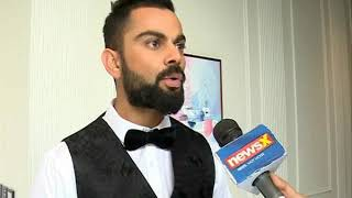 Virat Kohli's Exclusive Interview I New Clothing brand 'One8' - ITVNEWSINDIA
