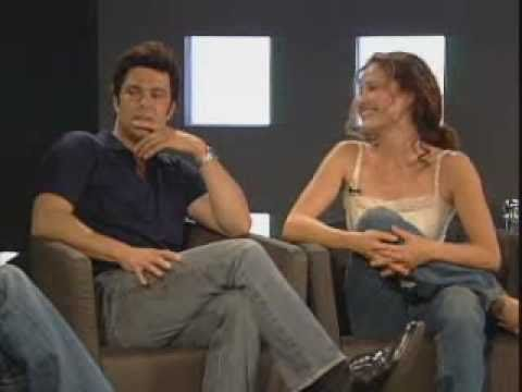 Carlos Bernard and Reiko Aylesworth 24 Inside Interview