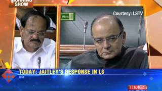 Lok Sabha braces for black money debate - TIMESNOWONLINE