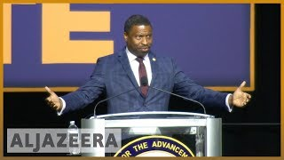 🇺🇸 NAACP convention: Meet's focus defeat hate vote | Al Jazeera English - ALJAZEERAENGLISH