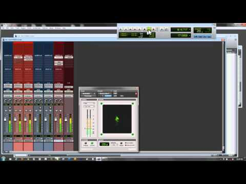Pro Tools 9 & 8 Mastering Session (Detailed setup)