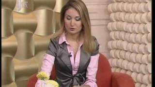 Керамическая флористика. Цветы из глины. www.fleur-group.ru