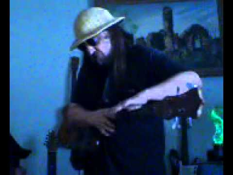The Moon Cries Only Badgers --played on '82 fretless alembic series I bass